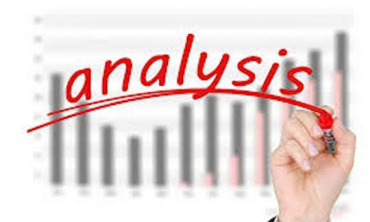 Analysis bar chart