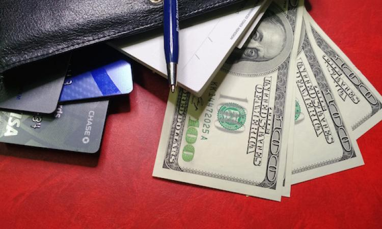 Methods for paying for home improvement work: cash, check, credit