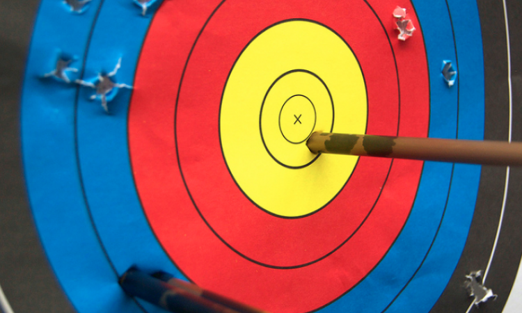 how to hit your marketing target