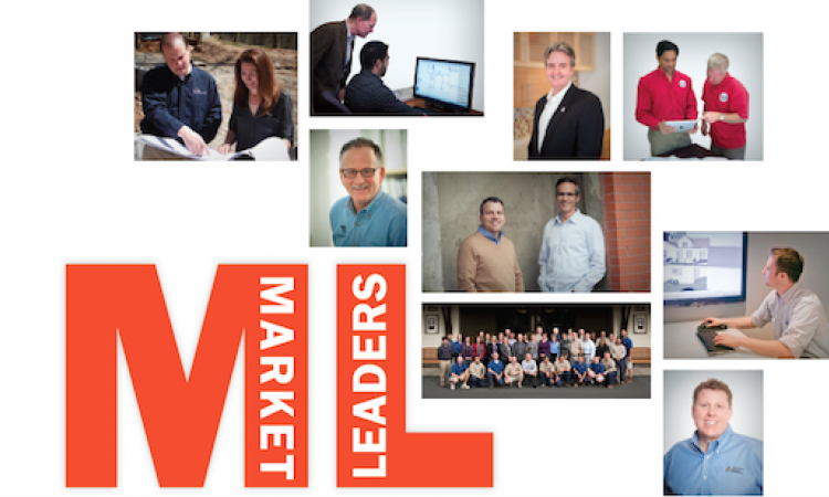 Photos of Professional Remodeler's 2015 Market Leaders awardees.