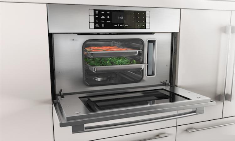 Bosch steam oven