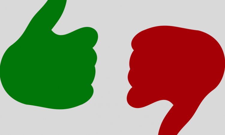 Thumbs up or down? Online reviews left unchecked have the potential to ruin your reputation