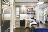 remodeler puts on ktichen addition