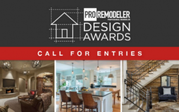 Professional Remodeler 2016 Design Awards