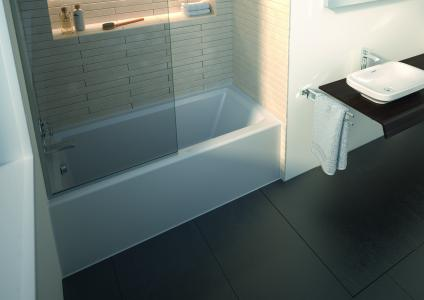 Duravit Architec Panel Tub | Pro Remodeler