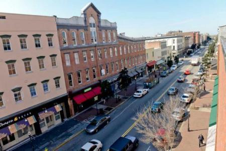 Ben Carter Enterprises Rehabbing 27 Buildings in Savannah, Ga.