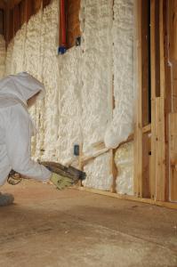 Spray Polyurethane Foam Offers Energy Savings Comfort