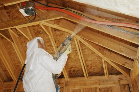 Spray Polyurethane Foam Offers Energy Savings Comfort