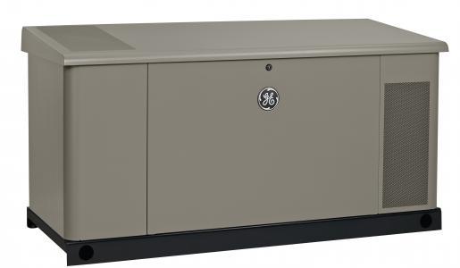 GE 30 kW Standby Generator
