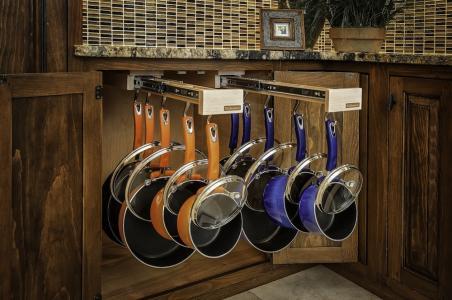 Glideware In-cabinet Storage