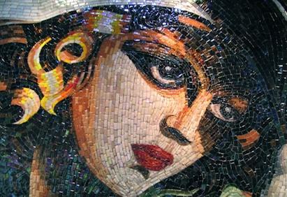 Hakatai mosaic murals
