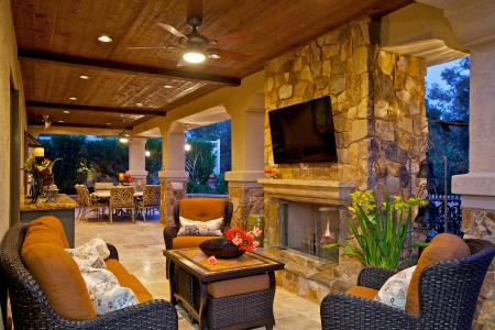 A Marrokal Design & Remodeling outdoor living project.