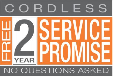 Paslode Introduces 2 Year Service Promise