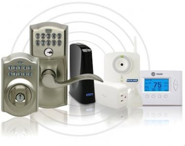 Ingersoll Rand Nexia home automation system