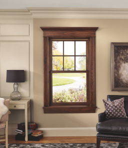 Integrity Wood-Ultrex Insert Double Hung Window