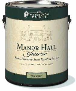 PPG Manor Hall Interior Paint