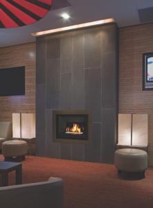Valor H5 Fireplace