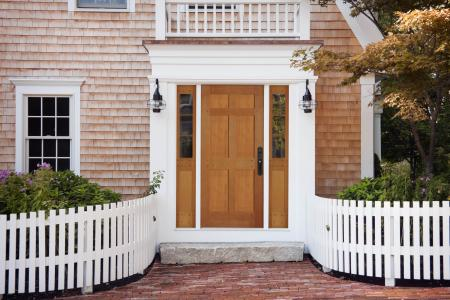 Simpson has expanded its Nantucket Collection exterior wood doors to include Douglas Fir and Sapele Mahogany adding to the existing Black Locust and Nootka ... & Simpson Door Nantucket Collection | Pro Remodeler