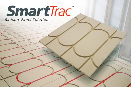 Watts SmarTrac Radiant Panel Solution