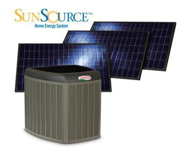 Lennox's SunSource Home Energy System