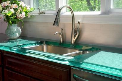 Merveilleux ThinkGlass Countertop, Countertop Materials, 101 Best New Products