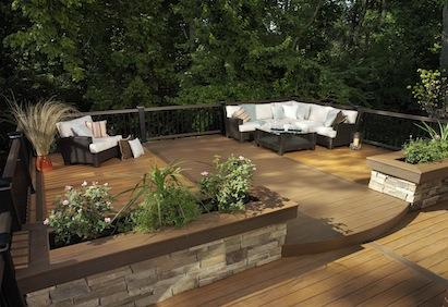 TimberTech, Earthwood Evolutions, industry's first fully capped deck plank, 101
