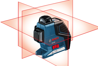 Bosch, GLL2-80 Dual Plane Leveling and Alignment Laser, 101 best new products