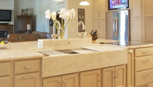 Galley Kitchen Sink | Pro Remodeler