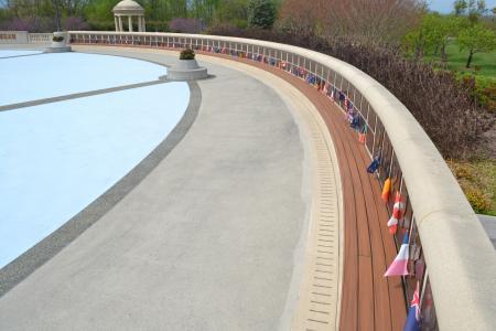 The National D-Day Memorial in Bedford, Va.
