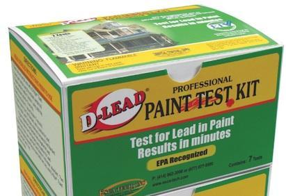 D-Lead Paint Test Kit