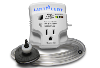 LintAlert, lint monitor, In-O-Vate technologies, 101 best new products