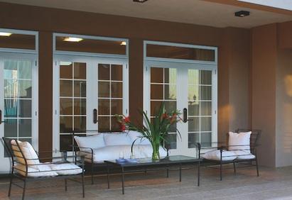 Masonite patio doors