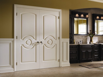 Superior ... Medium Density Fiberboard (MDF) Interior Doors. The CYMA Product Line  Features 65 Standard Designs, While The Higher End Bolection Line Allows  Complete ...