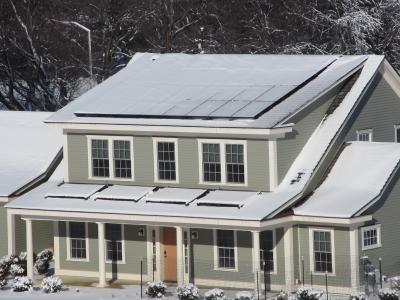 NIST Test House Exceeds Goal